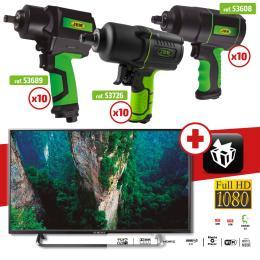 """PROMO PNEUMATICE 53689 + 53726 + 53608 pentru cutii + SMART TV 40"""" GRATUIT"""