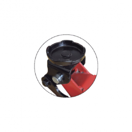 SUPPORT FOR HEAVY DUTY TROLLEY JACK REF. 50818
