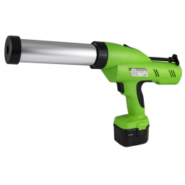 SILICONE CAULKING GUN WITH BATTERY INCLUDED 300ML