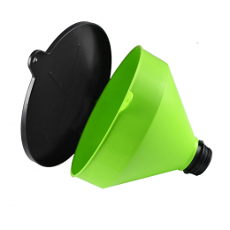 FUNNEL FOR 200L DRUM WITH LID AND FILTER