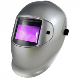 WELDING MASK WITH DIGITAL REGULATOR