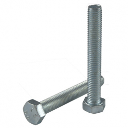 ZINC-PLATED SCREW DIN 933 8.8 M7x50