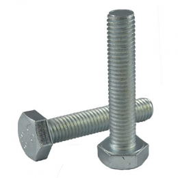 ZINC-PLATED SCREW DIN 933 8.8 M10x50