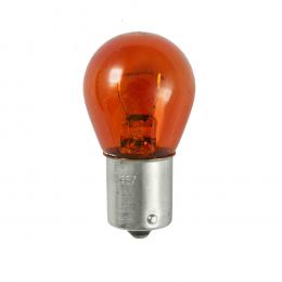 OBN LAMP AMBER 12V 21W BA15S