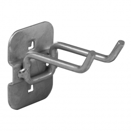 L SHORT DOUBLE HOOK FOR CABINET REF. 51428,51430, 52705,52706,52707,52708,52709