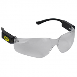SAFETY GOGGLES SOLAR LED