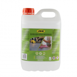 HYDROALCOHOLIC SOLUTION FOR SURFACES - 5L