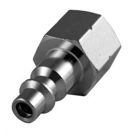 """US MALE QUICK CONNECTOR - 3/8"""" FEMALE THREAD"""