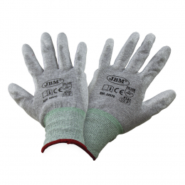 ANTI-CUT GLOVES WITH TACTIL FEEL T.8