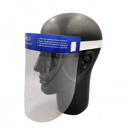ANTI-FOG PROTECTION MASK