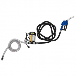 DIESEL DISPENSER PUMP WITH GUN (230V)