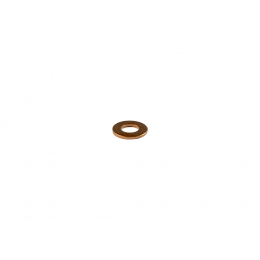KOPEREN RINGEN VOOR INJECTOR, 50 STUKS (15,0 x 7,5 x 1,5MM)