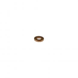 KOPEREN RINGEN VOOR INJECTOR, 50 STUKS (15,0 x 7,5 x 2,5MM)