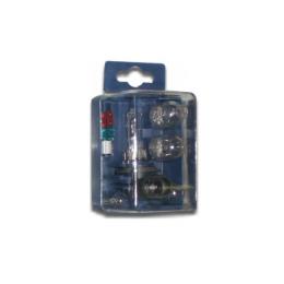 MINI-SATZ VON LAMPEN 12V H9