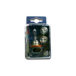 MINI-SATZ VON LAMPEN 12V HB3