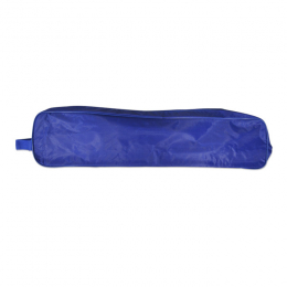EMERGENCY KIT BAG WITH BLUE BORDER