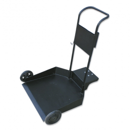 STEEL DRUM HOLDER CART