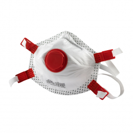 FILTERING PROTECTIVE FACE MASK FFP3