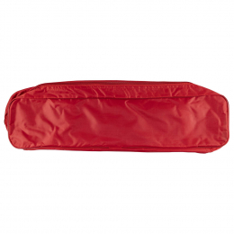 EMERGENCY KIT BAG RED WITH 1 COMPARTMENT