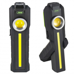 POCKET FLASHLIGHT WITH BATTERY