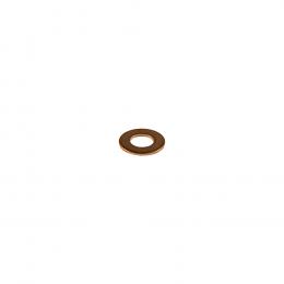 KOPEREN RINGEN VOOR INJECTOR, 50 STUKS (15,0 x 7,5 x 1,0MM)