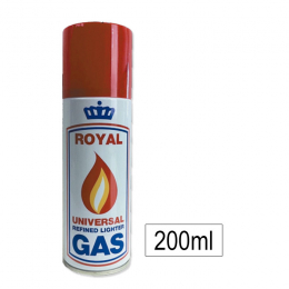 200 ML GAS REPLACEMENT