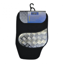 UNIVERSAL CAR MAT WITH COVER PLASTIC