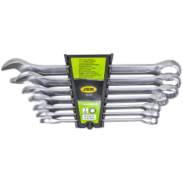 SET OF 7 COMBINATION SPANNERS