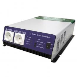 Professional transformer DC a AC 12/24V 1.800W