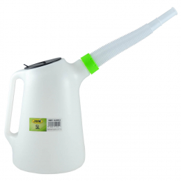 FLASK WITH FLEXIBLE NECK 5L