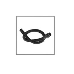 CORRUGATED PLASTIC HOSE 6M FOR VACUUM CLEANER REF. 51838