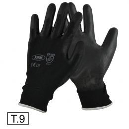 PALM POLIURETHAN COATED GLOVES T9