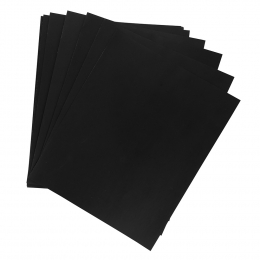 BAG OF 10 ABRASIVE PAPER - GRAIN 800