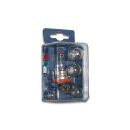 MINI-SATZ VON LAMPEN 12V HB4