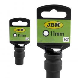 1//2 50 mm Jbm 12937 Barra extension de impacto
