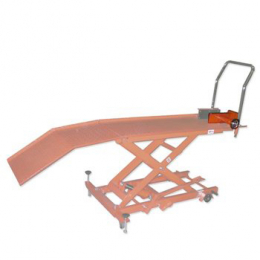 REMPLACEMENT SUPPORT MOBILE POUR TABLE ELEVATRICE REF. 50911