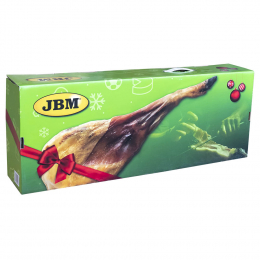 CAJA JAMONERA JBM 76x14x29cm