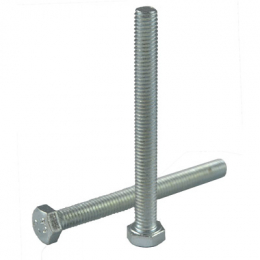 ZINC-PALTED SCREW DIN 933 8.8 M5x50